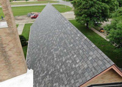 Ironstone Slate Roof